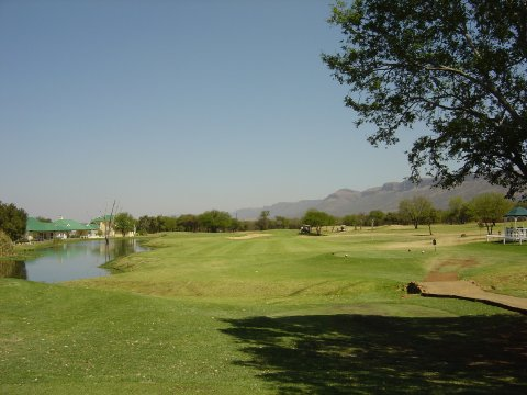 View of the Third Hole from the Tee